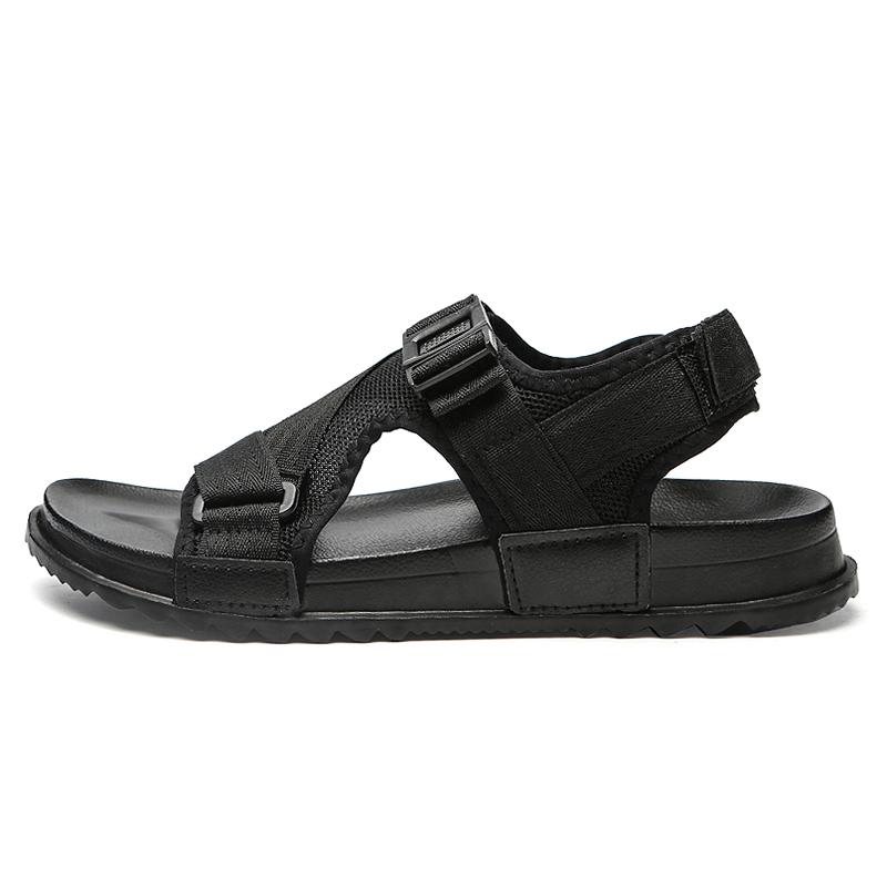 Custom design  wholesale men sports sandals breathable sport beach sandals for men