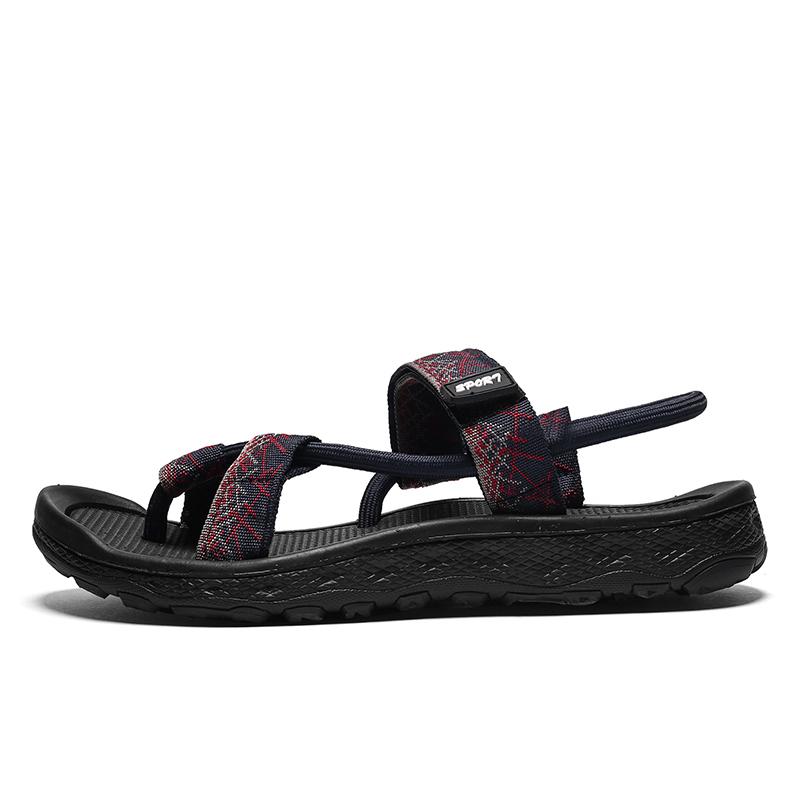Outdoor men summer sport sandals for beach hiking fishing