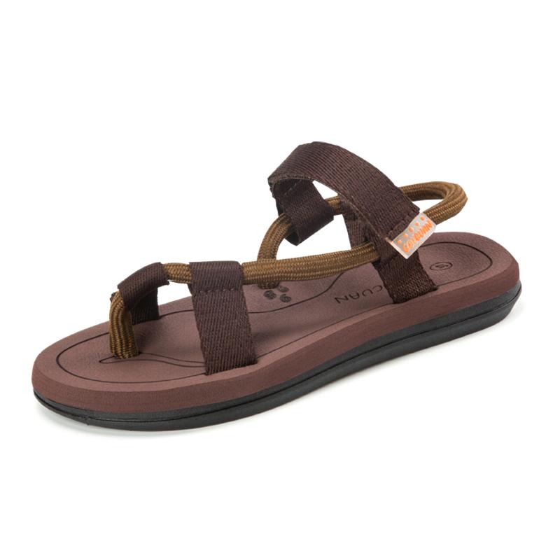 2018 fashion comfort man casual sport beach sandal