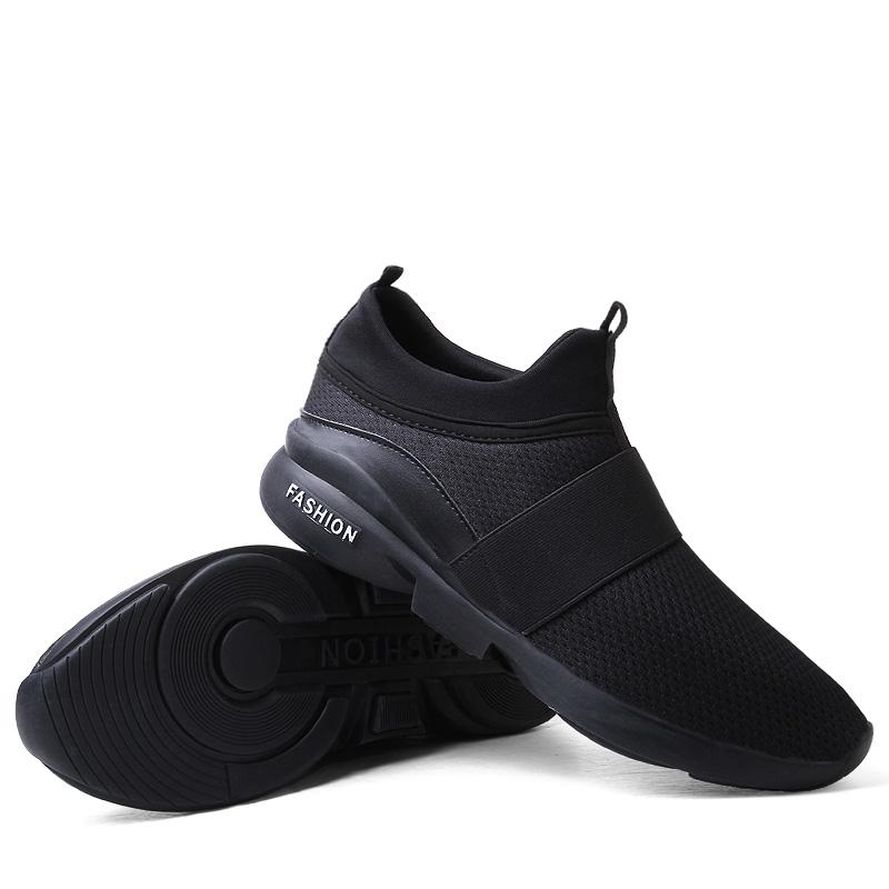 2021 hot sale men's mesh shoes cool casual shoes