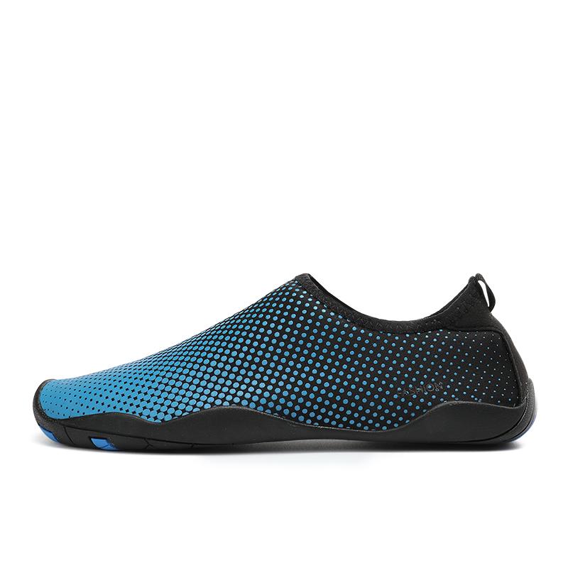 Newest colorful soft water shoes nature aqua shoes