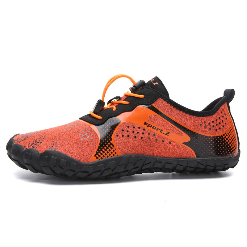New Design Men Toe Slide Aqua Socks Water Shoes Women Quick Drying Pool Hiking Shoes