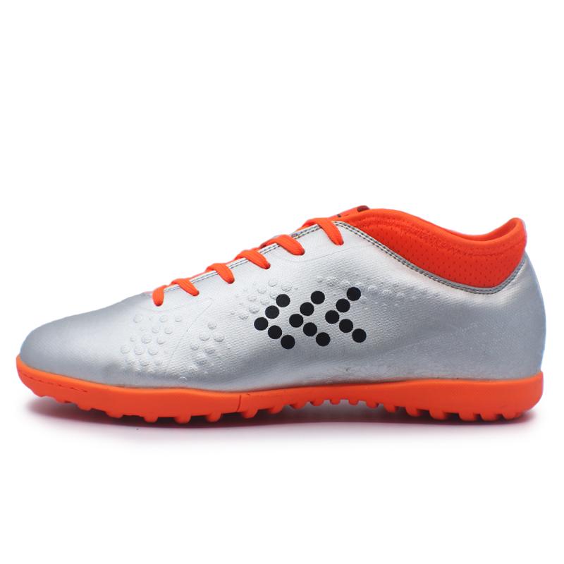 2021 Custom brand high quality indoor football men's sport soccer shoes
